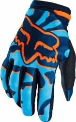 Dámské MX rukavice Fox Racing Wmn Dirtpaw Glove Aqua